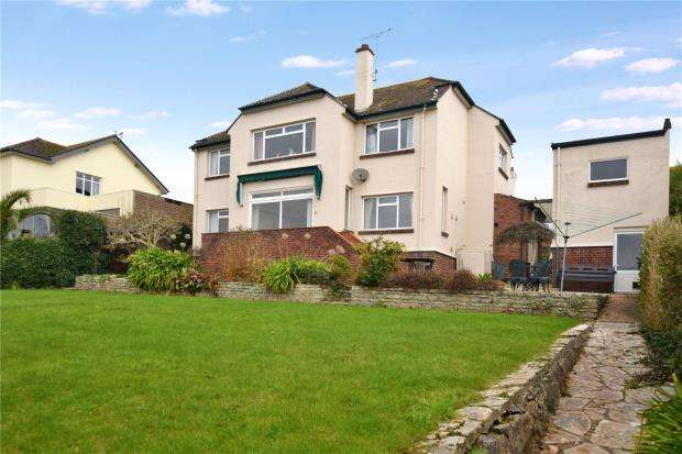 4 Bedrooms Detached House for sale in Barcombe Heights, Preston, Paignton, Devon