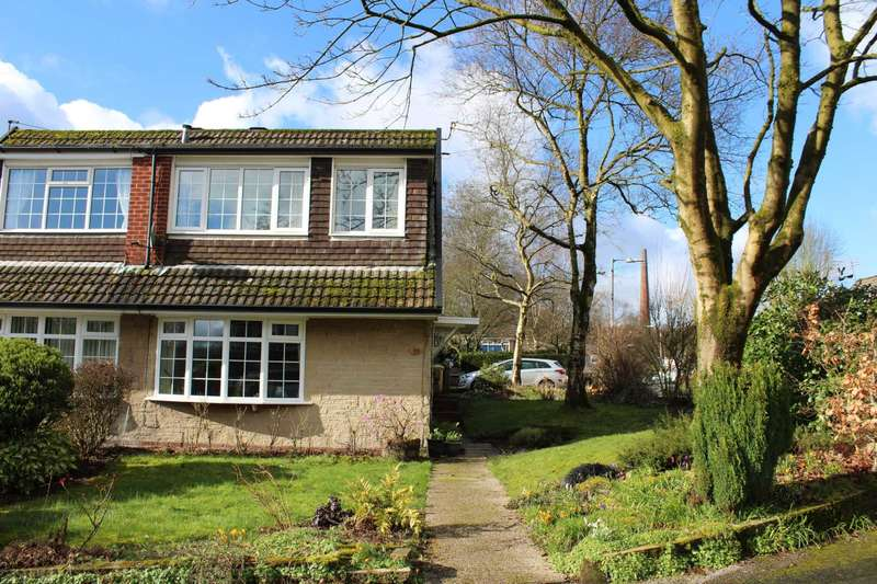 3 Bedrooms Semi Detached House for sale in Sedgefield Drive, Smithills