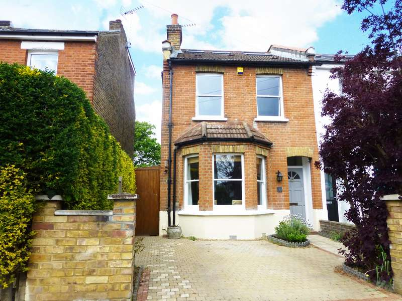 5 Bedrooms Semi Detached House for sale in Teddington