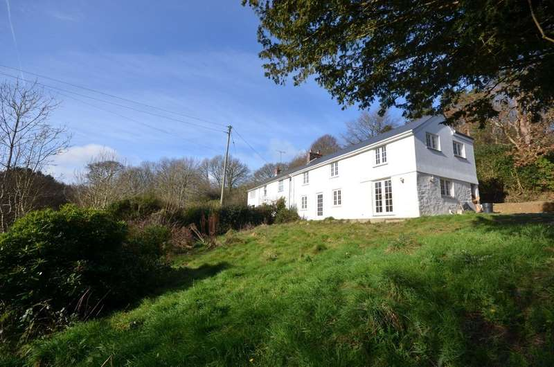 3 Bedrooms Semi Detached House for sale in Idless, Truro