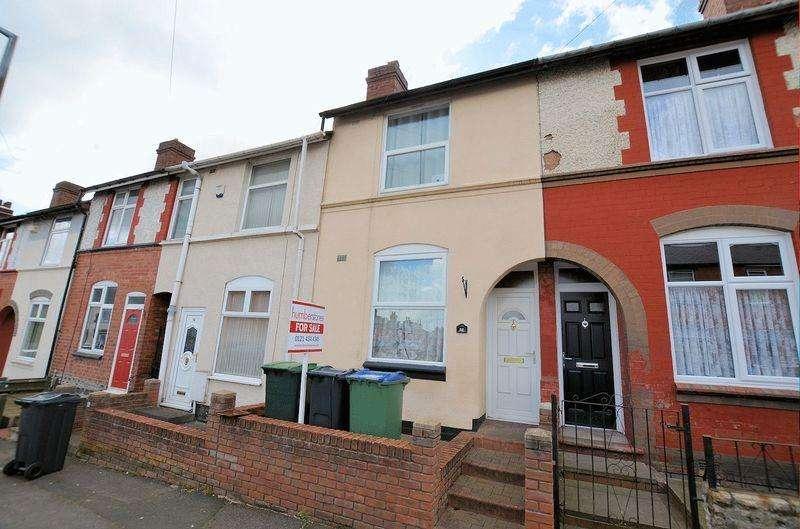 2 Bedrooms Terraced House for sale in Oakwood Road, Smethwick