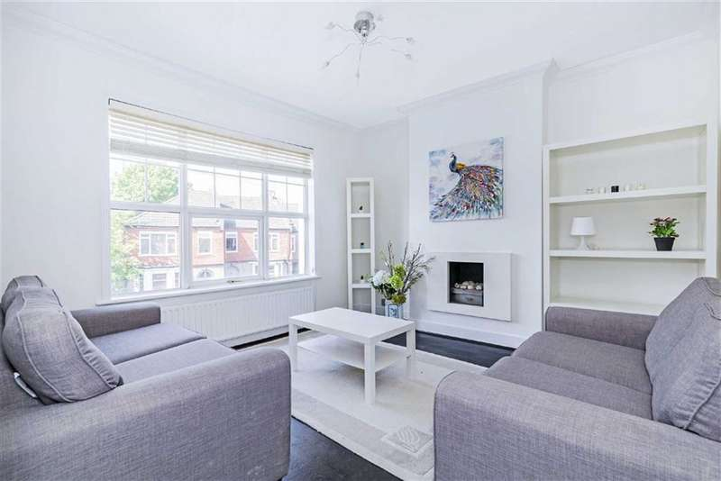 3 Bedrooms Maisonette Flat for sale in Radbourne Road, Balham