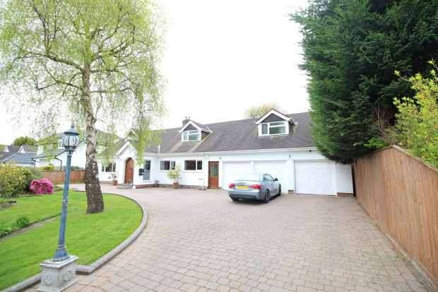5 Bedrooms Detached House for sale in Chester Road, Wirral, Merseyside, CH60 3SB