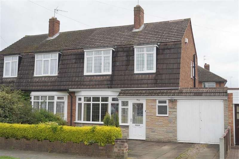 3 Bedrooms Semi Detached House for sale in Chepstow Road, Fordhouses, Wolverhampton