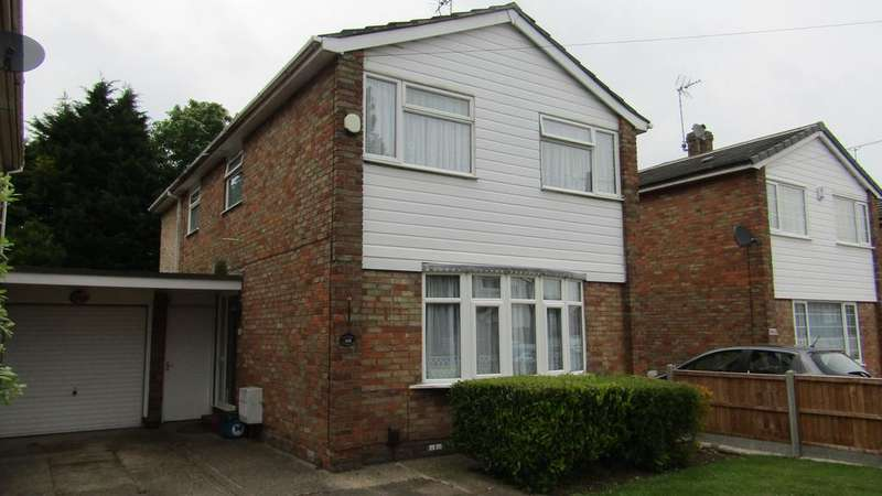 4 Bedrooms Detached House for sale in Stratfield Road, Borehamwood, Herts WD6