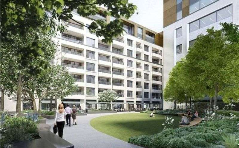 3 Bedrooms Flat for sale in Rathbone Place