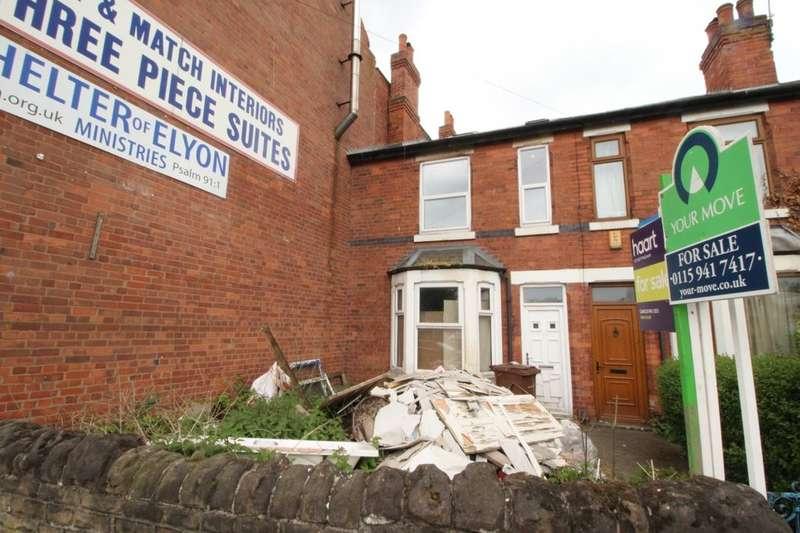 3 Bedrooms Property for sale in Nottingham Road, NOTTINGHAM, NG7