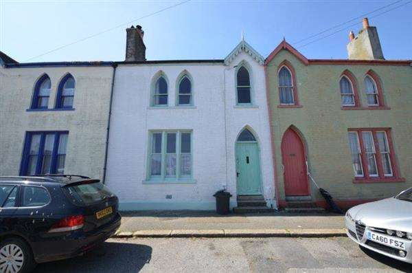 3 Bedrooms Terraced House for sale in FALMOUTH