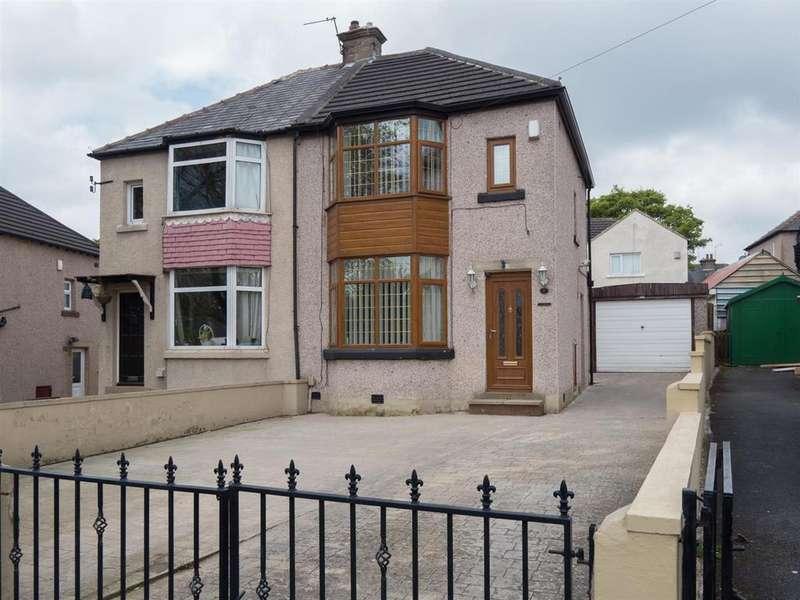 2 Bedrooms Semi Detached House for sale in Ashbourne Rise, Bradford, BD2 4DJ