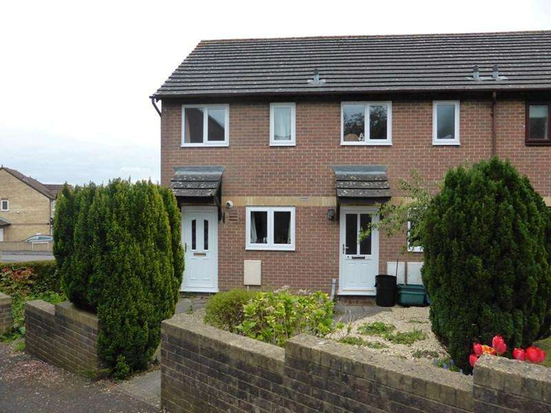 2 Bedrooms Terraced House for sale in Laxton Way, Peasedown St. John, Bath