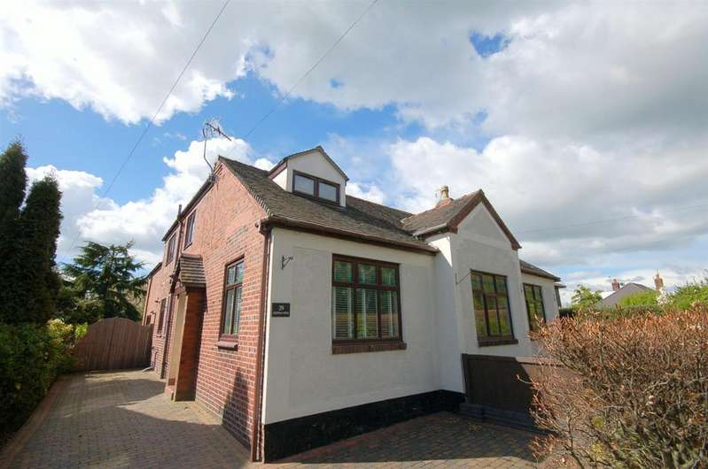 3 Bedrooms Semi Detached House for sale in Alsager Road, Audley