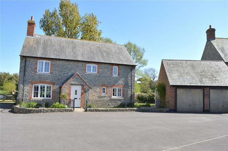 4 Bedrooms Detached House for sale in The Flax Mill, Mill Street,, Burton Bradstock, Bridport