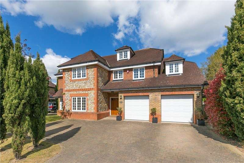 7 Bedrooms Detached House for sale in Ledborough Gate, Beaconsfield, Buckinghamshire, HP9
