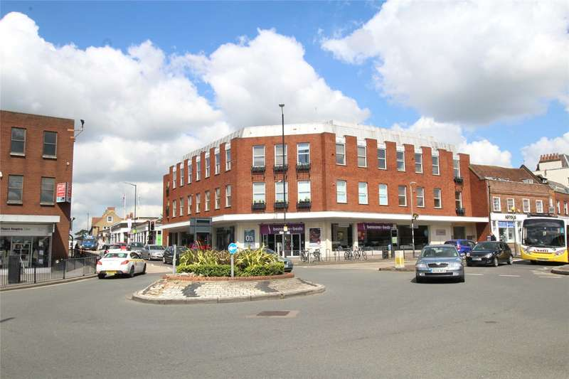 2 Bedrooms Flat for sale in City Point, 93 St. Peters Street, St. Albans, Hertfordshire, AL1