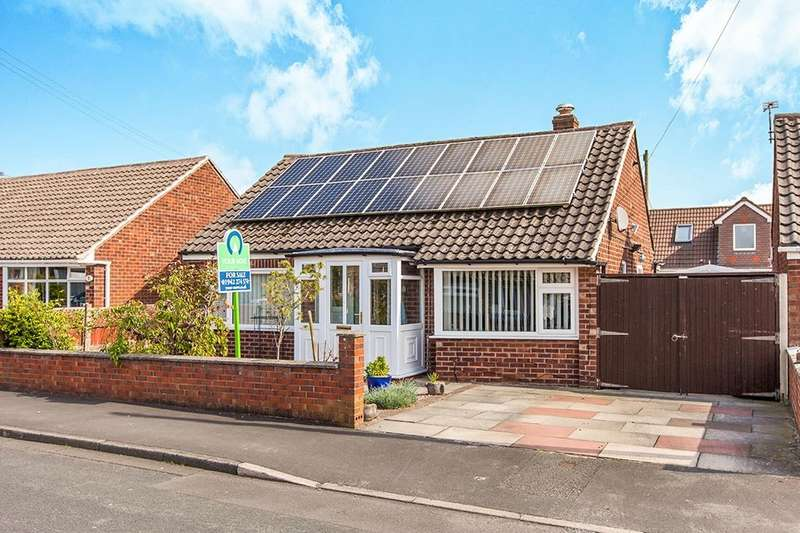 2 Bedrooms Detached Bungalow for sale in Elaine Close, Ashton-In-Makerfield, Wigan, WN4