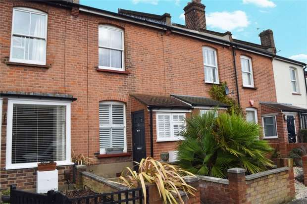 2 Bedrooms Terraced House for sale in Radnor Gardens, Twickenham