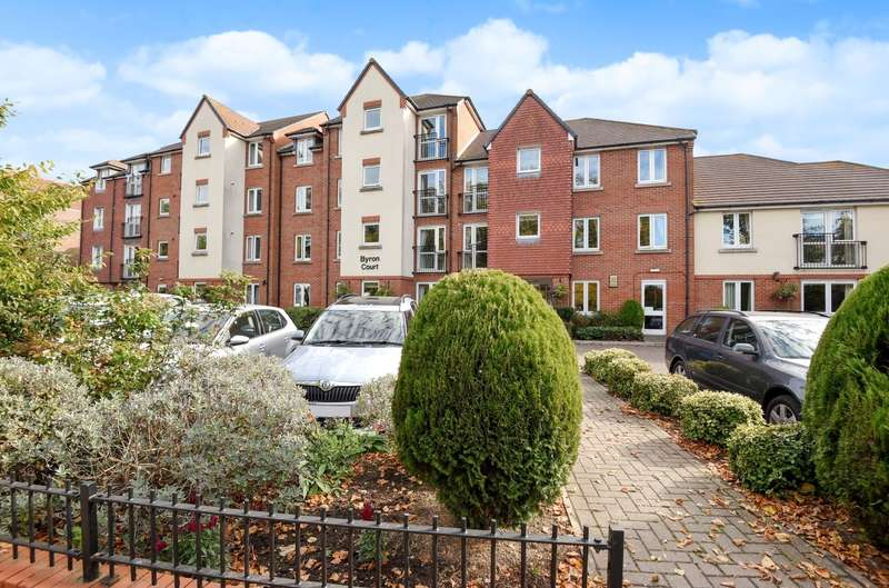 1 Bedroom Retirement Property for sale in Byron Court, Stockbridge Road, Chichester, PO19