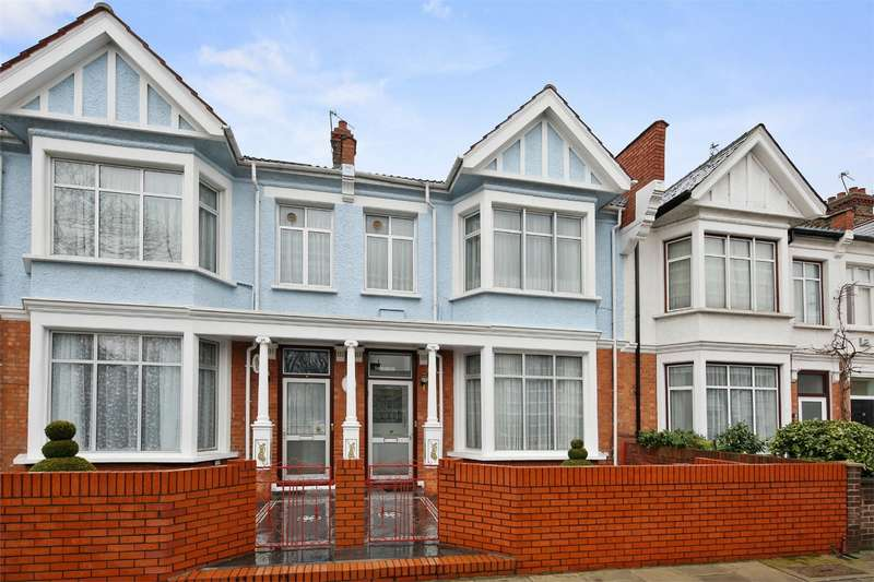 5 Bedrooms Terraced House for sale in Wormholt Road, Shepherds Bush