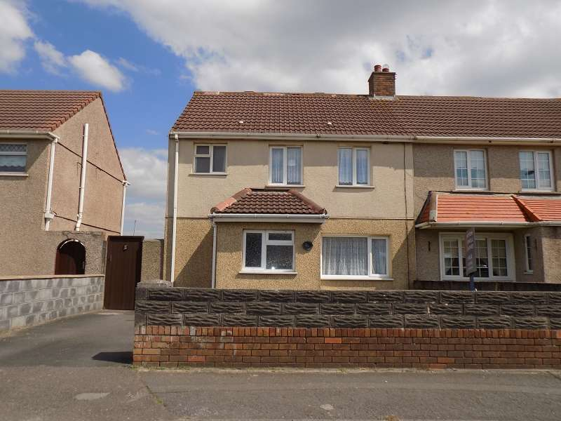 3 Bedrooms Semi Detached House for sale in Tir Morfa Road, Sandfields Estate, Port Talbot, Neath Port Talbot. SA12 7PF