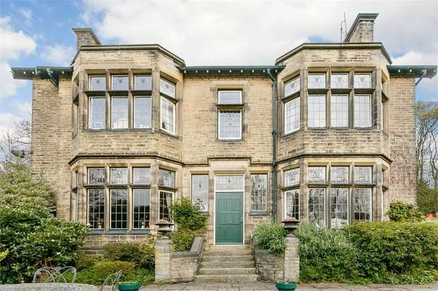 6 Bedrooms Detached House for sale in Brockholes Lane, Brockholes, Holmfirth, West Yorkshire