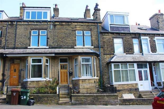 3 Bedrooms End Of Terrace House for sale in Duckworth Terrace, Bradford, West Yorkshire