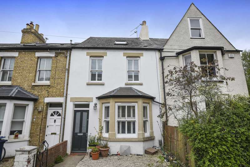 4 Bedrooms Terraced House for sale in Marlborough Road, Grandpont.