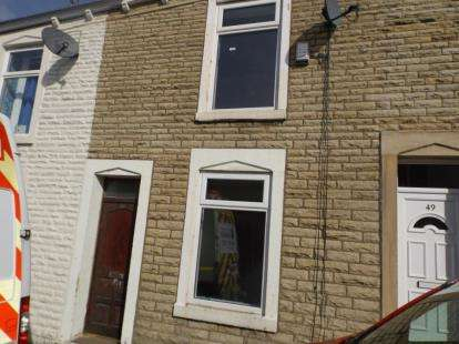 2 Bedrooms Terraced House for sale in Spring Street, Accrington, Lancashire