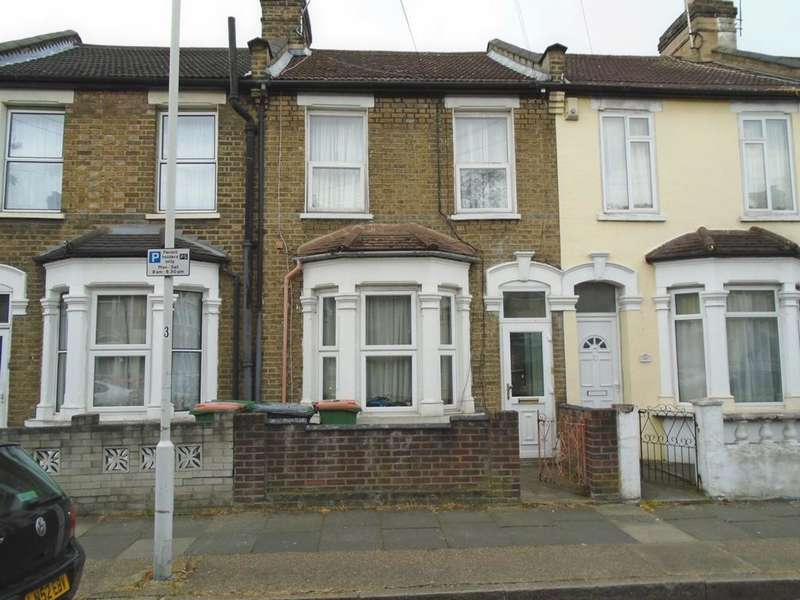 3 Bedrooms Terraced House for sale in Glasgow Road, London, E13