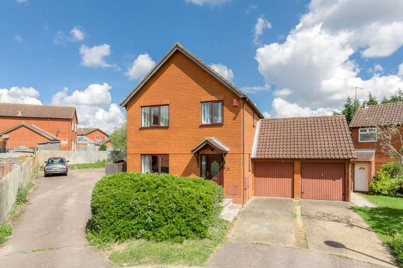 3 Bedrooms Detached House for sale in Huntingbrooke, Great Holm