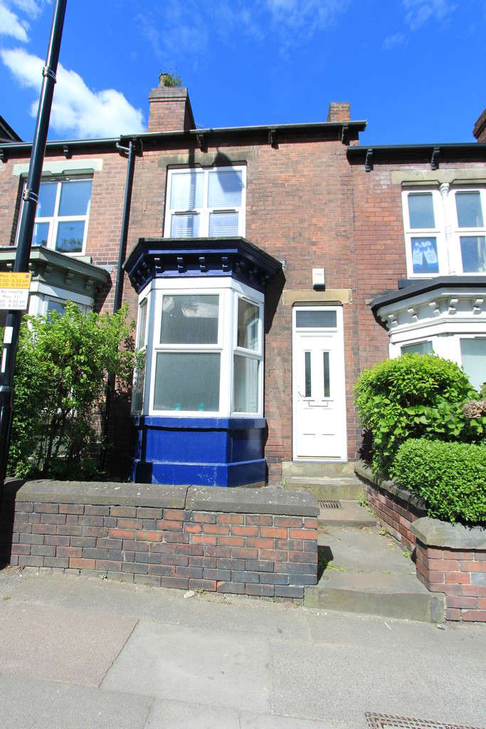 4 Bedrooms Terraced House for rent in Ecclesall Road, Sheffield, S11
