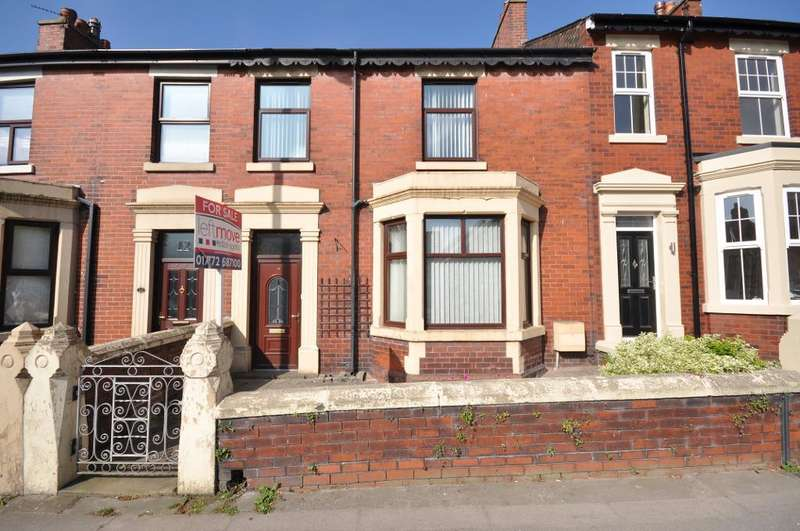 4 Bedrooms Terraced House for sale in Garstang Road North, Wesham, Preston, Lancashire, PR4 3DE