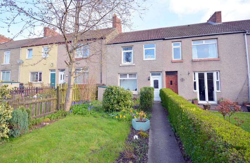 3 Bedrooms Terraced House for sale in Waverley Terrace, Shildon, DL4 2HQ