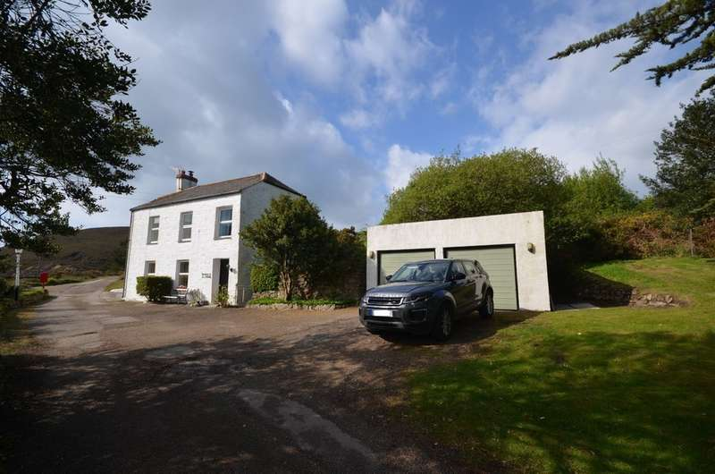 4 Bedrooms Detached House for sale in Mount Hawke