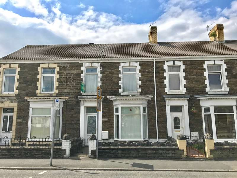 3 Bedrooms Terraced House for sale in Cwrt Sart, Briton Ferry, Neath