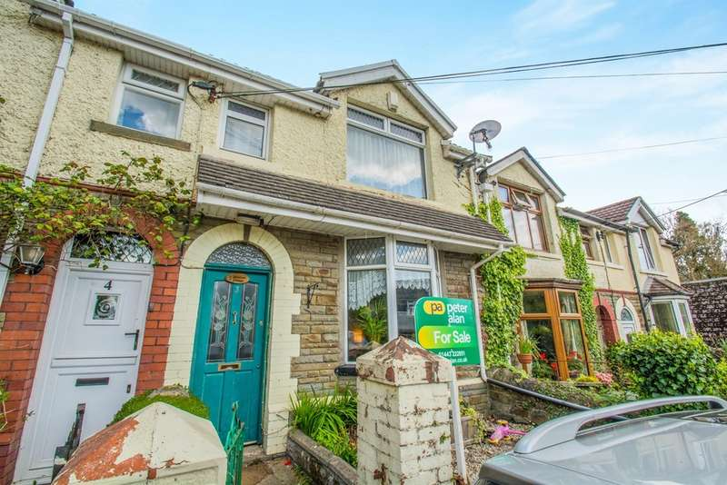 3 Bedrooms Terraced House for sale in Rhiwsaeson Houses, Rhiwsaeson, Pontyclun