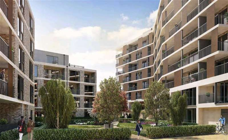 1 Bedroom Property for sale in Camberwell Beauty, Camberwell, London, SE5