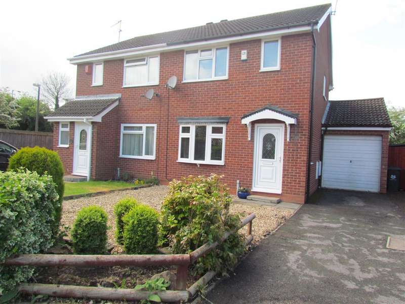 3 Bedrooms Property for sale in Turners Close, Worcester