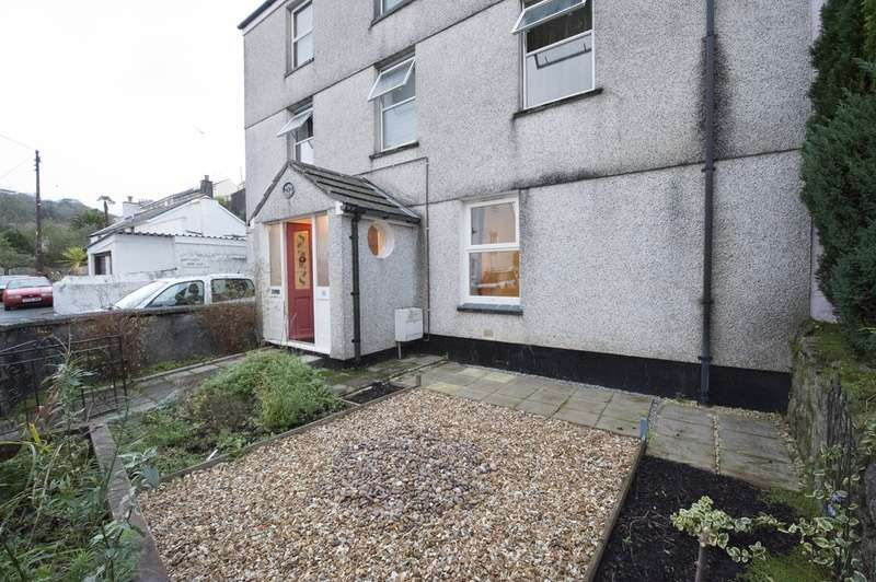 1 Bedroom Flat for sale in Trenance Road, St. Austell, Cornwall, PL25