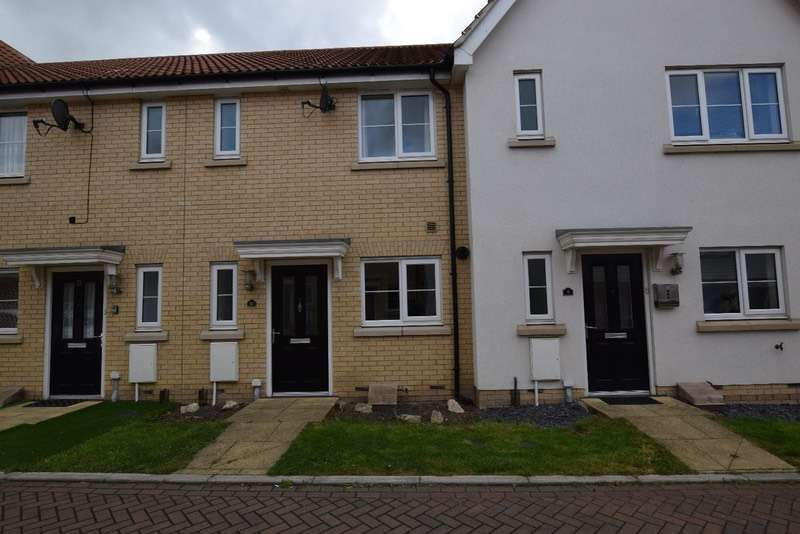 2 Bedrooms Terraced House for sale in Liddell Drive, Basildon, Essex, SS14