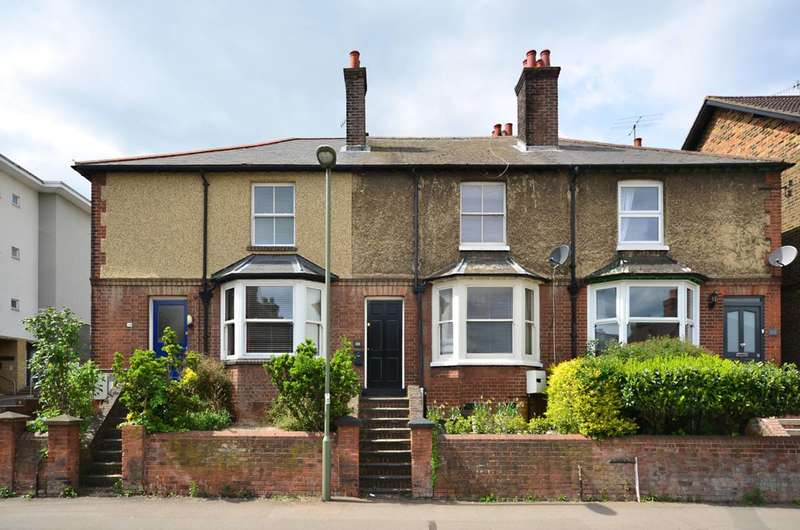 2 Bedrooms House for sale in Walnut Tree Close, Guildford, GU1