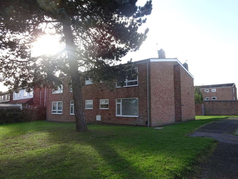 1 Bedroom Apartment Flat for sale in Shelmory Close, Derby