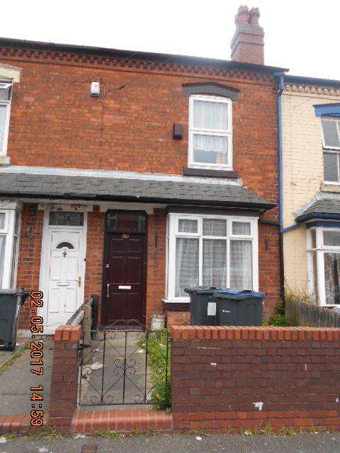 3 Bedrooms Terraced House for sale in Whitmore Road, Small Heath, Birmingham B10