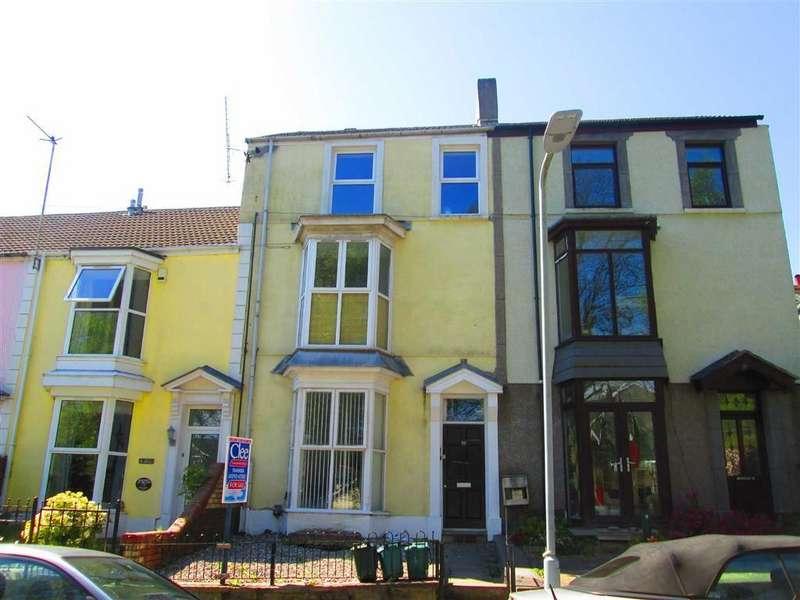 1 Bedroom Flat for sale in The Grove, Uplands, Swansea