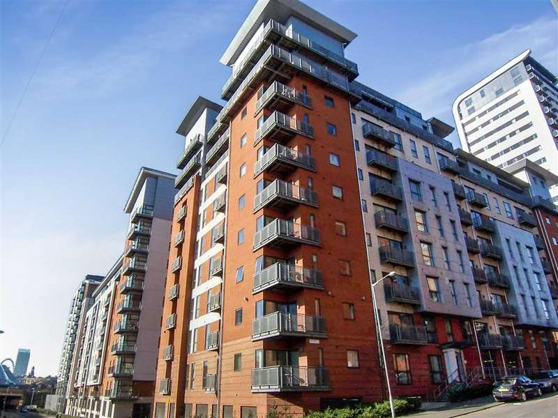 2 Bedrooms Apartment Flat for sale in Melia House, Green Quarter, Manchester, M4