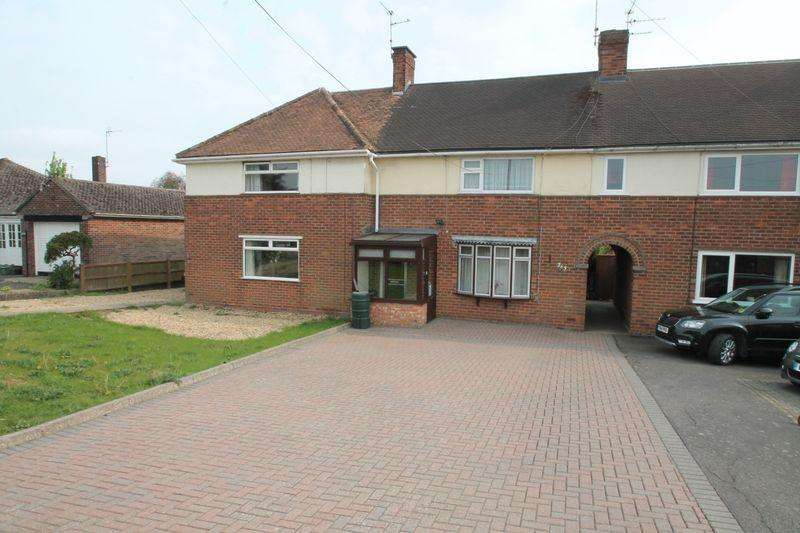 2 Bedrooms Terraced House for sale in Bourne Road, Pode Hole