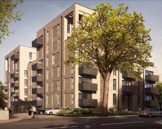 2 Bedrooms Apartment Flat for sale in Cambium Victoria Drive, Southfields, SW19