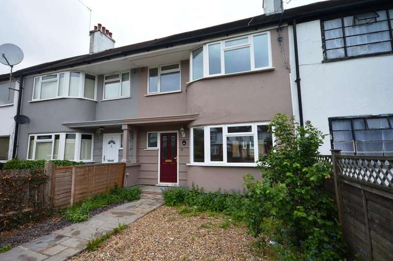 3 Bedrooms Terraced House for sale in Ravensbourne Park Catford SE6