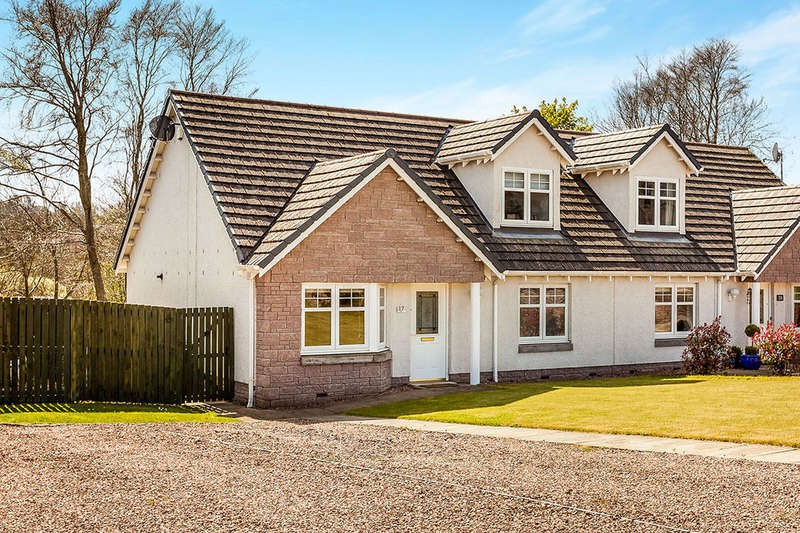 4 Bedrooms Semi Detached House for sale in Harley Place, BRECHIN, DD9