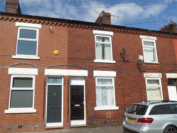 2 Bedrooms Terraced House for sale in Stanway Street, Manchester