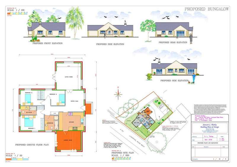 Land Commercial for sale in Liverpool Road West, Church Lawton